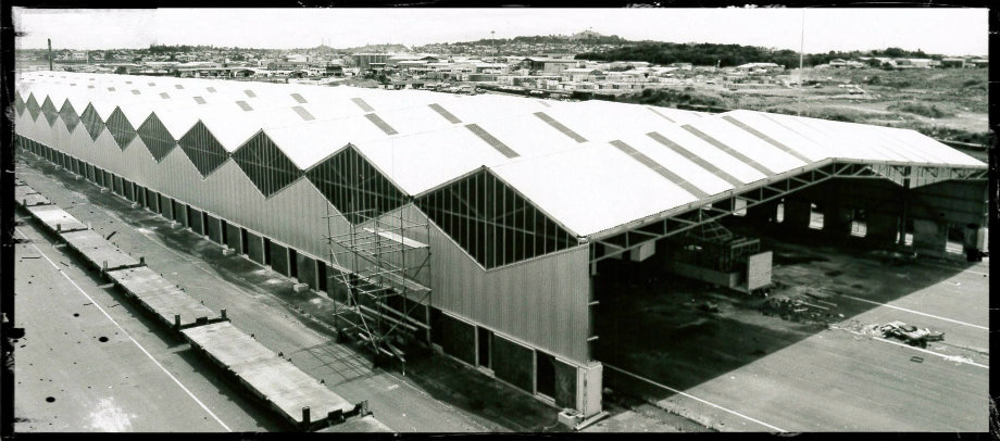 Commercial Roofing Re Roof Our History